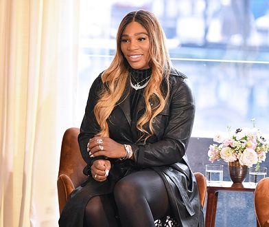 Serena Williams o trudach macierzyństwa. Nie zawsze jest różowo