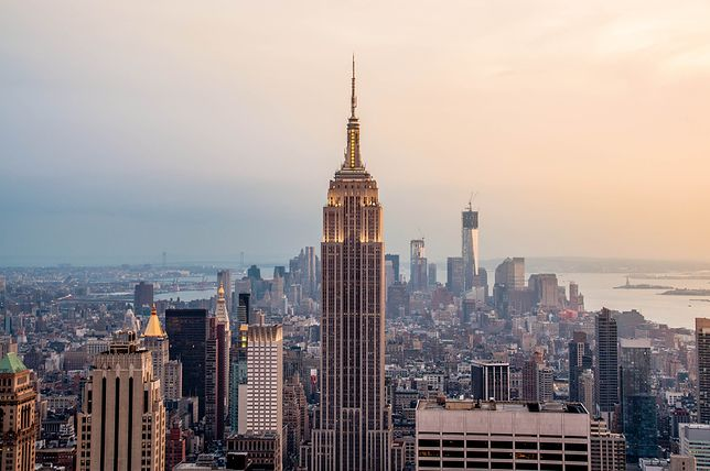 Empire State Building, Nowy Jork, USA