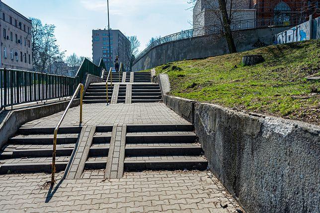 Śląskie. Jedną z inwestycji w Bytomiu jest modernizacja ciągu komunikacyjnego Śródmieście - Rozbark przy ul. Chorzowskiej.