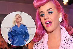 Katy Perry uniosła sukienkę i... pokazała swoje prawdziwe kształty