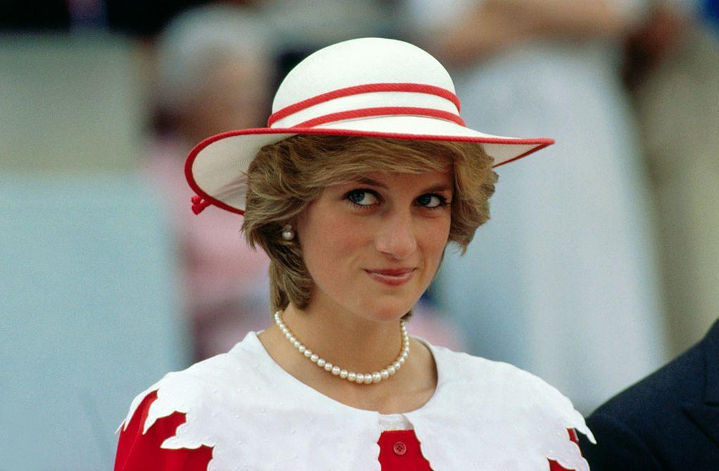 Księżna Diana.