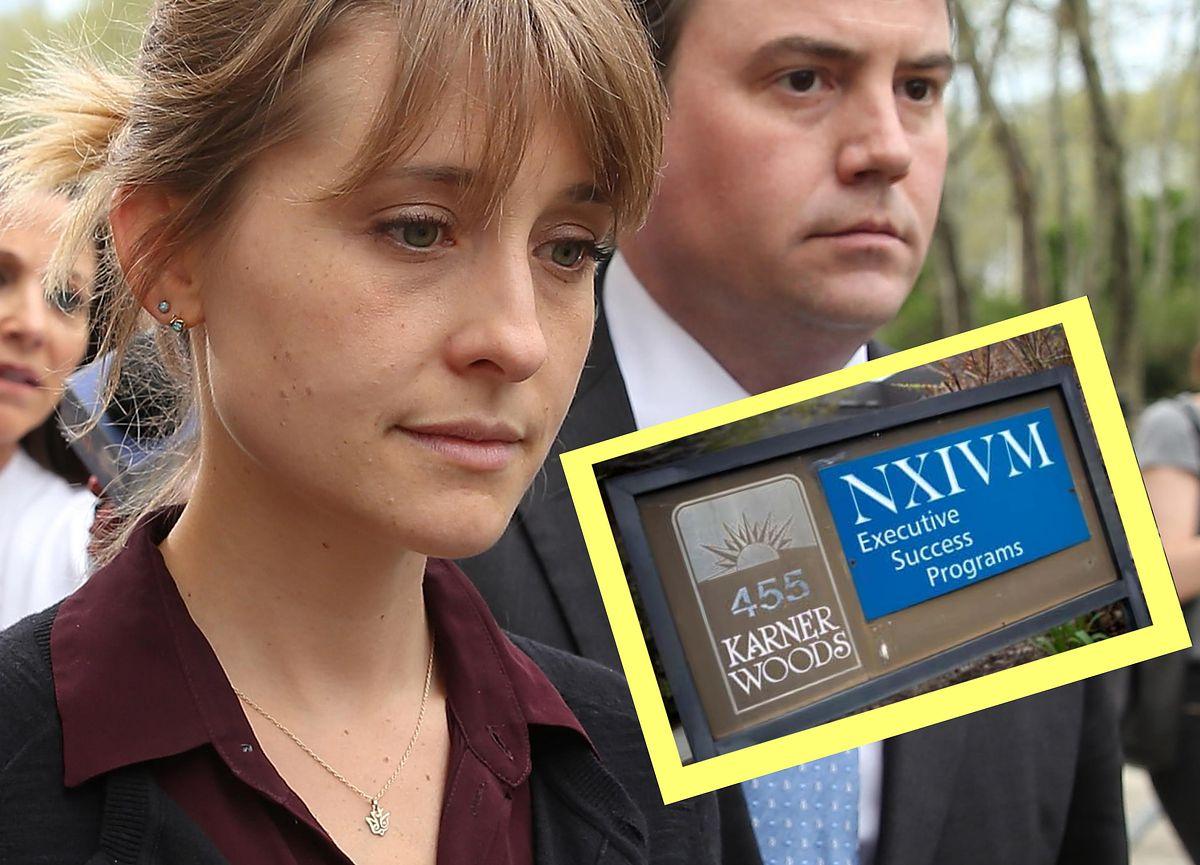 Allison Mack oskarżona o werbowanie studentek do niebezpiecznej sekty