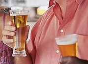 Coraz mniej piwa