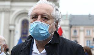 Strajk kobiet. Andrzej Rzepliński o protestujących: awanturnicy