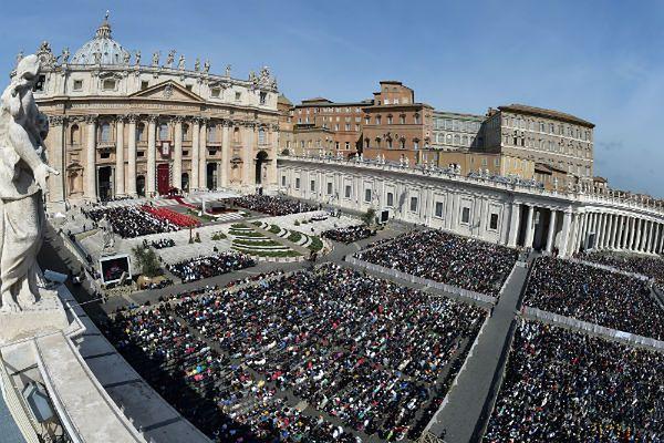 ANSA: zwiększono środki bezpieczeństwa na placu Świętego Piotra
