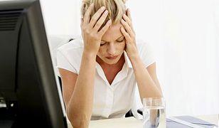 Badania: stres w pracy raczej nie zwiększa ryzyka raka