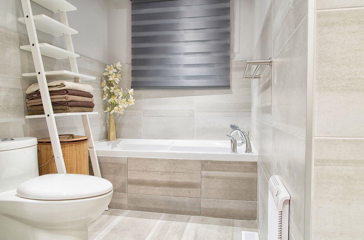 Jakie płytki do łazienki – matowe czy z połyskiem?