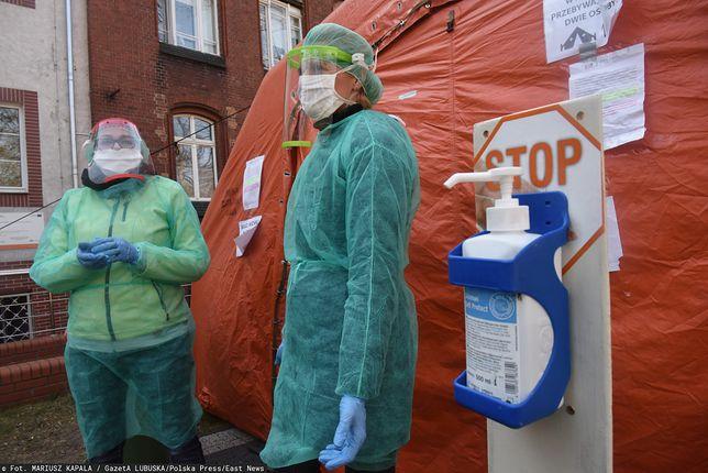 Koronawirus w Polsce. Nie żyje już 13 osób