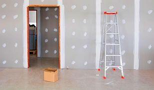 Jak położyć płyty gipsowe na ścianę?