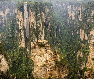 Najbardziej niezwykłe windy widokowe świata