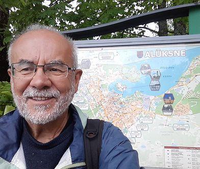 Polski obieżyświat Artur Anuszewski 2 razy okrążył glob
