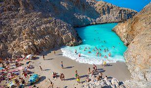 Chania to liczne malownicze plaże