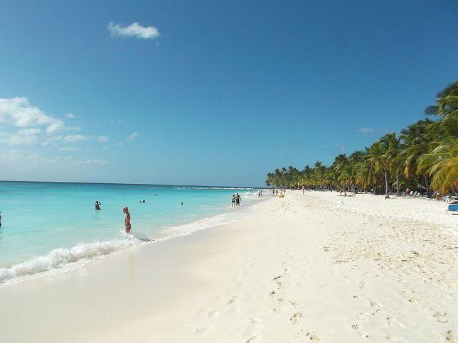 Plaża na Dominikanie, Santo Domingo