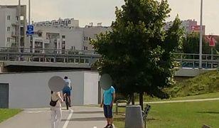 Do rasistowskiego ataku na 22-latkę doszło na bulwarach nad Wisłokiem