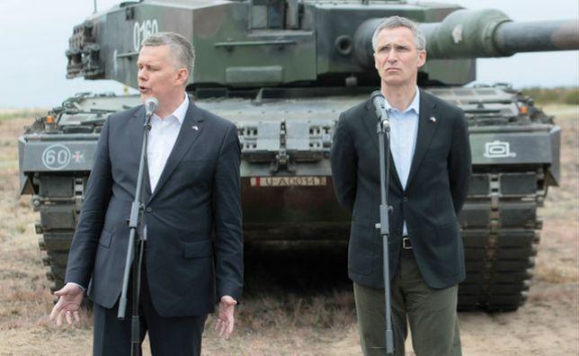Sprzęt amerykańskiego wojska w Polsce. Siemoniak: jesteśmy przygotowani
