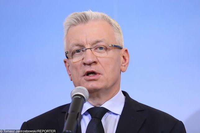 Prezydent Poznania Jacek Jaśkowiak trafił do szpitala