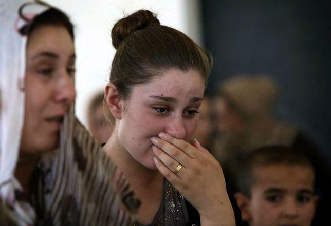 Iracka jazydka, której udało się uciec przed Państwem Islamskim