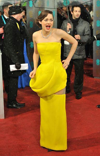 Aktorka Marion Cotillard