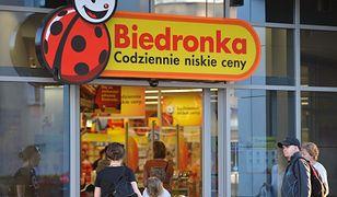 Kontrole w Biedronce. Państwowa Inspekcja Pracy sprawdzi zasady panujące w sklepach
