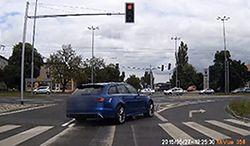 #dziejesiewmoto [95]: ostra jazda w Audi, małe dziecko i słaby żołądek