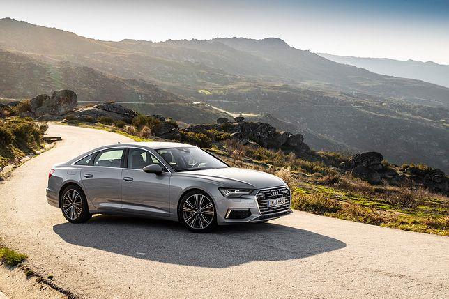 Nowe Audi A6 właśnie pojawia się w salonach. Ceny oscylują na poziomie 300 tys. zł (2018)