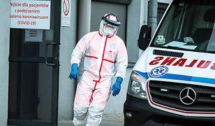 Koronawirus w Polsce. 7 pracowników szpitala w Nowym Mieście nad Pilicą zakażonych