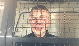 Kacper trafił do szpitala po spotkaniu ze strażą miejską