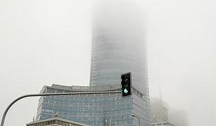 Warszawa. Smog nie odpuszcza