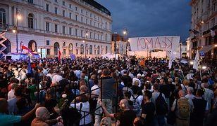 44 wnioski o ukaranie po poniedziałkowych manifestacjach