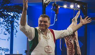 Meat Up - mięsny wieczór z Dario Cecchinim