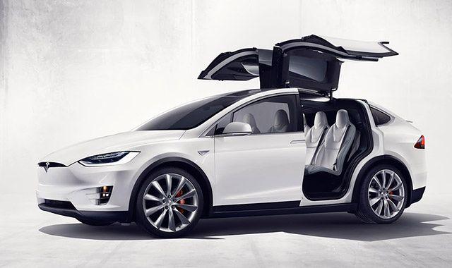 Tesla Model X: najbardziej oczekiwany SUV świata