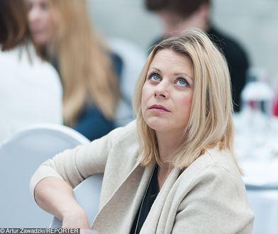 Maria Sadowska źle znosi aferę z udziałem Krzysztofa Sadowskiego