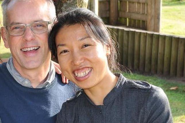 Brytyjczyk rozdzielony z żoną Chinką