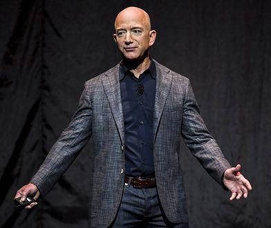 Miejsce na lot w kosmos z Jeffem Bezosem sprzedane. Cena może szokować