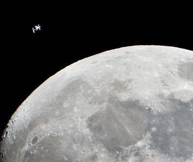 Naukowcy po raz pierwszy ustalili, jak radioaktywny jest Księżyc