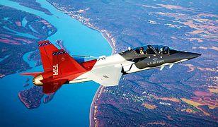 """Boeing rozpoczyna produkcję samolotu T-7A Red Hawk. """"Historyczny moment dla branży"""""""