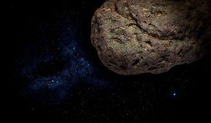Na asteroidzie znaleziono materię organiczną. To pierwsze takie odkrycie