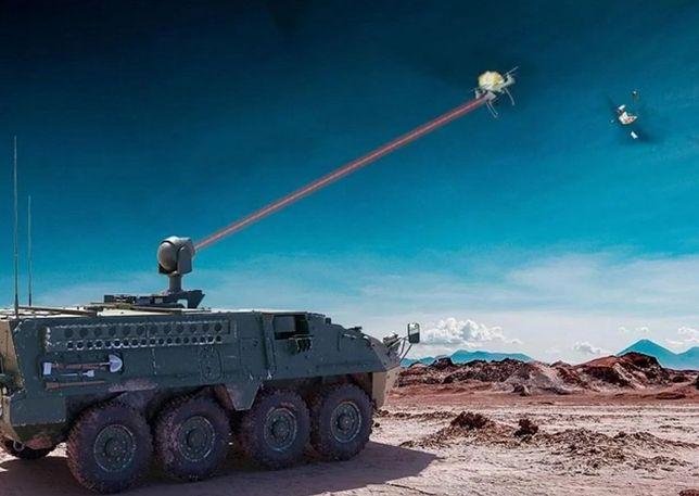USA przetestowały system obrony laserowej