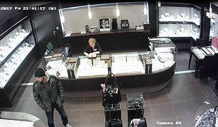 Ukradł z Arkadii biżuterię i zegarki za 700 tysięcy złotych. Wykorzystał kanał wentylacyjny