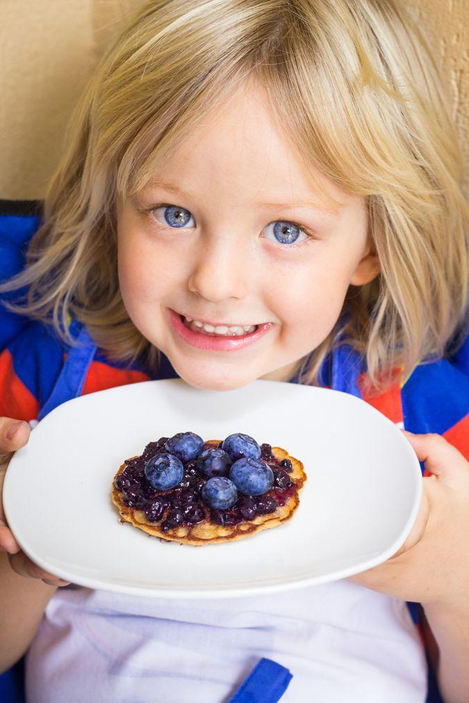 Superfoods dla maluchów