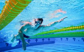 Pływanie a odchudzanie
