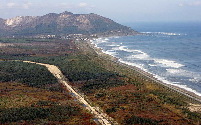 Groźna sytuacja geologiczna w Rosji