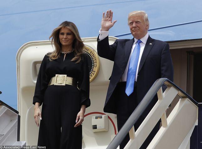 Melania Trump zdecydowała w sprawie przyjazdu do Polski