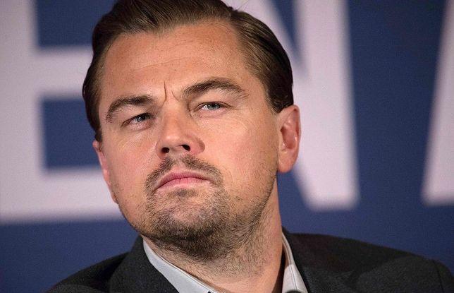 Leonardo DiCaprio z własnym kawałkiem raju