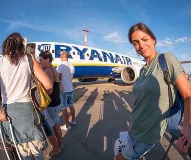 Nowe połączenia Ryanaira. Wszystkie z Krakowa