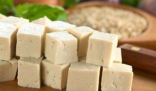 Świąteczne tofu po grecku