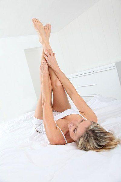 Nogi w doskonałej formie