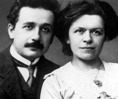 """Życie u boku Einsteina. Jego zapamiętali wszyscy, ona była tylko """"ponurą kreaturą"""""""