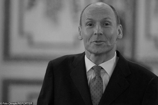 Prezes Integracji Piotr Pawłowski zmarł 8 października
