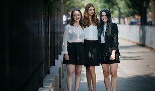 Licealiści nie mają problemów z eleganckim ubiorem